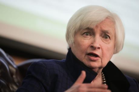 Chủ tịch Janet Yellen: Fed nên nâng lãi suất một cách chậm rãi