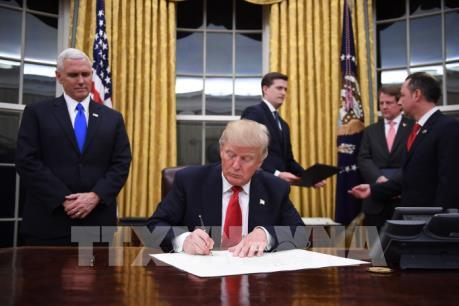 """Ông Trump và trọng trách """"đưa nước Mỹ vĩ đại trở lại"""""""