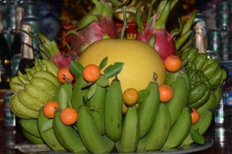 Ý nghĩa các loại quả trên mâm ngũ quả ngày Tết