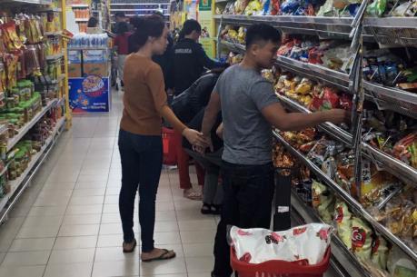 Sức mua tăng cao, siêu thị tăng giờ mở cửa