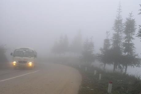 Dự báo thời tiết 3 ngày Tết: Cảnh báo hiện tượng sương mù ở miền núi phía Bắc