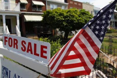 Thị trường bất động sản Mỹ thăng hoa
