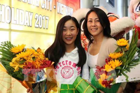 Đà Nẵng đón những du khách quốc tế đầu tiên