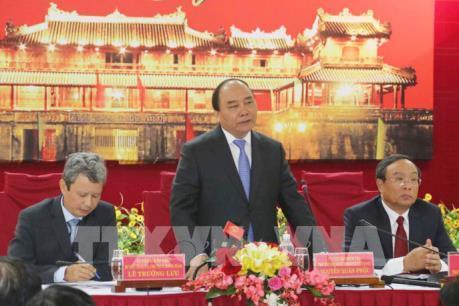 Thủ tướng Nguyễn Xuân Phúc thăm và chúc Tết Đảng bộ, chính quyền, nhân dân Thừa Thiên-Huế