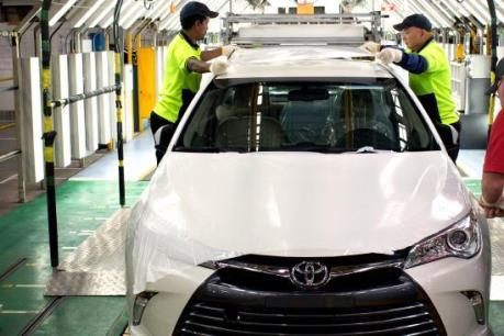 Hàng nghìn người thất nghiệp khi nhà máy Toyota tại Australia đóng cửa
