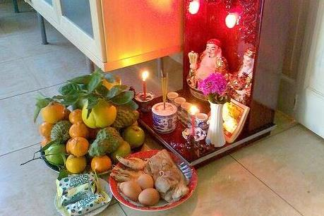Hướng dẫn cách cúng Thần Tài mùng 10 Tết rước tài lộc về nhà