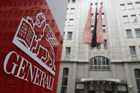 Ngân hàng lớn thứ hai Italy tính đến khả năng mua lại hãng bảo hiểm Generali