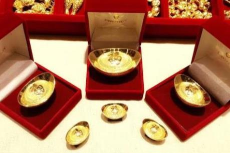 Giá vàng hôm nay 7/2 mất mốc 37 triệu đồng/lượng