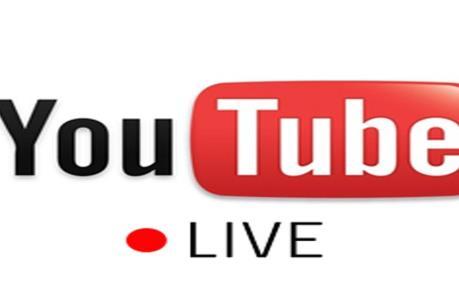 """YouTube thử nghiệm đưa tính năng """"livestream"""" tới người dùng"""