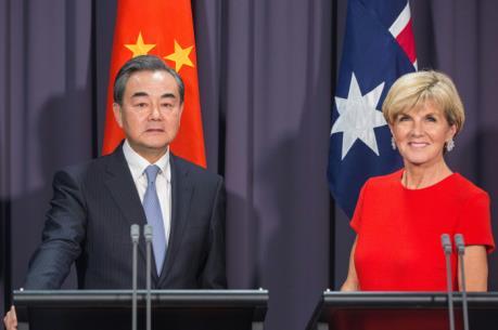 """Australia kêu gọi Trung Quốc cân nhắc """"các cơ hội"""" của TPP"""