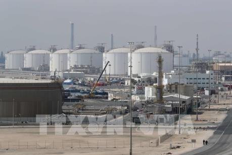 Giá dầu thế giới tiếp tục giảm do đồng USD mạnh