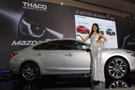 """Trường Hải """"mạnh tay"""" ưu đãi giá cho 12 mẫu xe Mazda"""
