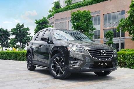 Bảng giá ô tô Mazda mới nhất tháng 3/2017 tại Việt Nam
