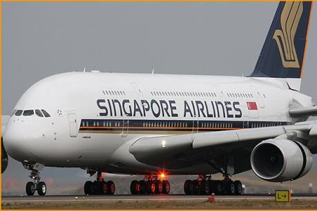 Singapore Airlines đặt mua 39 máy bay trị giá 13,8 tỷ