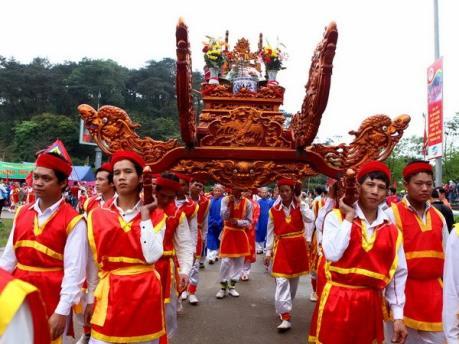 Lễ dâng hương các vua Hùng tại đền Thượng, Phú Thọ sẽ được tổ chức sớm hơn dự kiến
