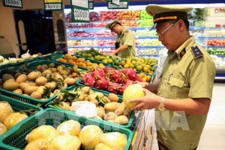 Lập 6 đoàn thanh, kiểm tra an toàn thực phẩm tại 12 tỉnh, thành phố