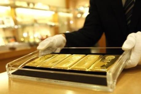 Giá vàng thế giới tăng 1,2% trong tuần qua
