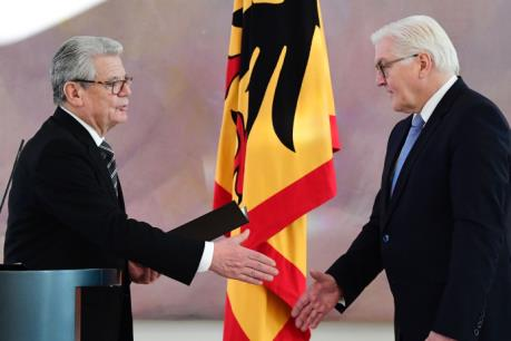 Đức chính thức có tổng thống mới