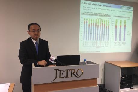 Hơn 60% doanh nghiệp Nhật Bản tại Việt Nam có kế hoạch mở rộng kinh doanh