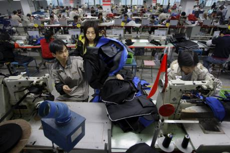 Các doanh nghiệp dệt may quốc tế có xu hướng rời Trung Quốc