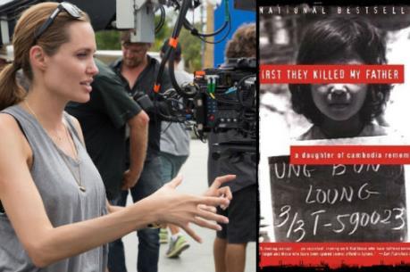 Sắp chiếu phim về Khmer Đỏ của Angelina Jolie