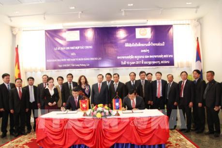 Việt Nam và Lào hợp tác thanh tra giám sát ngân hàng