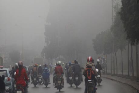 Dự báo thời tiết: Bắc Bộ và Bắc Trung Bộ tiếp tục xuất hiện sương mù, trời rét