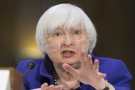 Bà Yellen khẳng định đóng góp của Fed trong việc đưa nền kinh tế Mỹ hồi phục