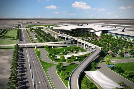 Bộ Giao thông Vận tải trình Chính phủ mẫu sân bay Quốc tế Long Thành