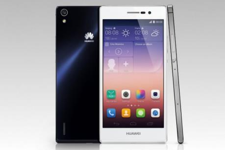 Huawei bám đuổi Samsung, Apple trên thị trường điện thoại thông minh