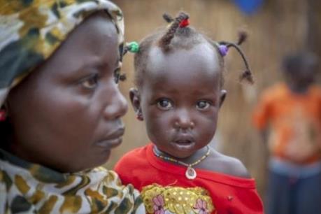 UNICEF kêu gọi tài trợ 110 triệu USD cho trẻ em Sudan