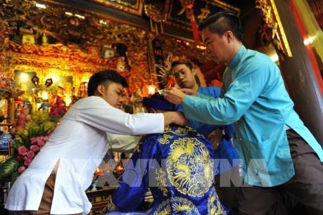 """Sắp đón bằng UNESCO ghi danh """"Thực hành tín ngưỡng thờ Mẫu Tam phủ của người Việt"""""""