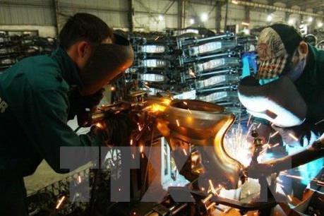 Tháng 4, chỉ số sản xuất toàn ngành công nghiệp tăng cao
