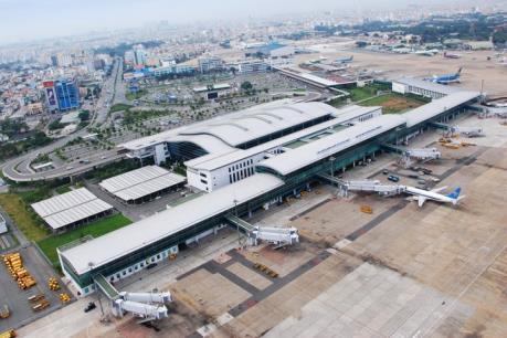 7 phương án chi tiết điều chỉnh, mở rộng, nâng cấp sân bay Tân Sơn Nhất