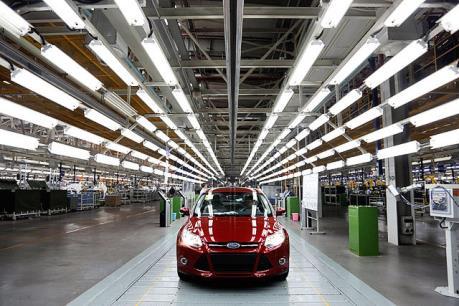 Ford, Walmart mở rộng cơ sở sản xuất và kinh doanh tại Trung Quốc