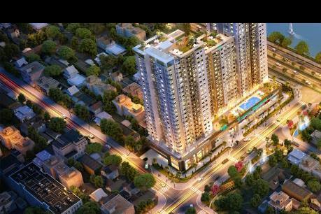 Giao dịch bất động sản sôi động ở phân khúc trung và cao cấp