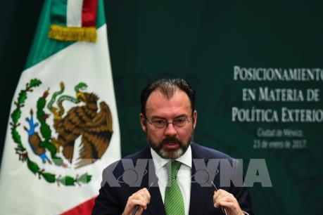 Mexico để ngỏ khả năng áp thuế đối với hàng hóa của Mỹ