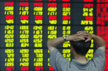 """Chứng khoán châu Á 27/2: Nhóm cổ phiếu """"blue chip"""" của Trung Quốc """"thất thế"""""""