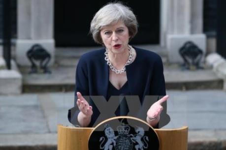 Thủ tướng May: Cuộc tổng tuyển cử tại Anh vẫn diễn ra đúng kế hoạch