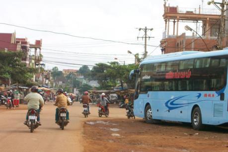 Hà Nội sẽ báo cáo Thủ tướng về điều chỉnh xe khách trước ngày 10/3