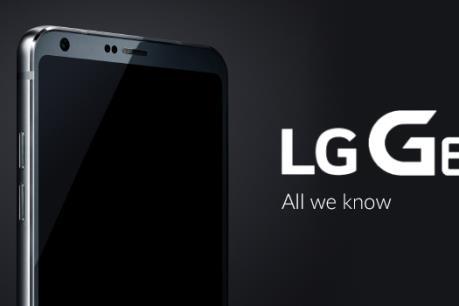 LG chờ đợi 'cú' bứt phá với điện thoại thông minh G6