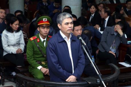 Diễn biến mới phiên tòa xét xử sơ thẩm bị cáo Hà Văn Thắm và các đồng phạm