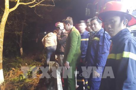 Danh tính nạn nhân tử vong vụ xe khách 29 chỗ lao xuống vực ở Lào Cai
