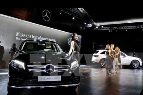 Daimler sẽ thu hồi 1 triệu chiếc Mercedes-Benz mẫu mới trên toàn cầu