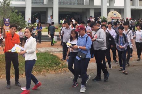 Tuyển sinh đại học 2018: Thêm ngành mới, đa dạng phương thức tuyển sinh