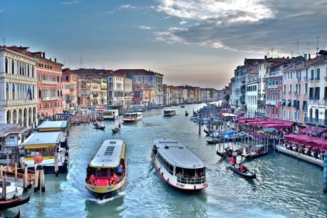 Thành phố nổi Venice có thể biến mất trong 100 năm tới