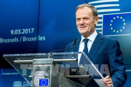 EU công bố kế hoạch đàm phán Brexit với Anh