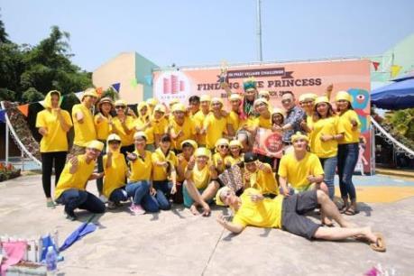 Địa ốc Kim Phát ưu tiên chăm lo đời sống cán bộ, công nhân viên nữ