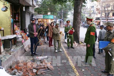 Lập lại trật tự đô thị ở Hà Nội: Thoáng nhưng chưa sáng