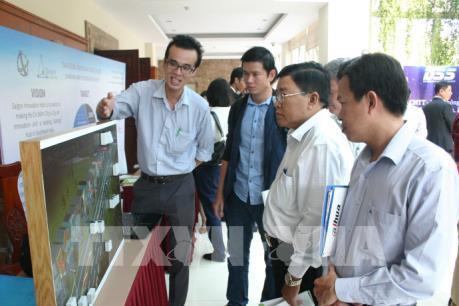 """Tp. Hồ Chí Minh """"đặt hàng"""" các doanh nghiệp xây dựng đô thị thông minh"""